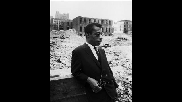 13- James Baldwin